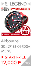 SWISS LEGEND(スイスレジェンド) Airbourne/エアーボーンシリーズ スイスムーブメント搭載