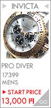 INVICTA(インビクタ) Pro Diver/プロダイバーシリーズ 17399