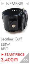 NEMESIS(ネメシス) Leather Cuff/レザーカフ付け替えベルト